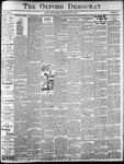 Oxford Democrat: Vol. 86, No.21 - May 24,1921