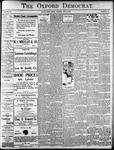 Oxford Democrat: Vol. 86, No.22 - May 31,1921
