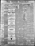 Oxford Democrat: Vol. 86, No.25 - June 21,1921