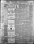 Oxford Democrat: Vol. 86, No.26 - June 28,1921