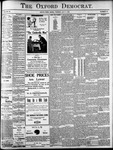 Oxford Democrat: Vol. 86, No.27 - July 06,1921