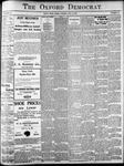 The Oxford Democrat: Vol. 86, No.28 - July 12,1921