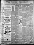 The Oxford Democrat: Vol. 86, No.29 - July 19,1921