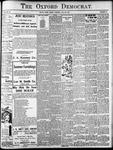 The Oxford Democrat: Vol. 86, No.30 - July 26,1921
