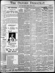 Oxford Democrat: Vol. 86, No.31 - August 02,1921