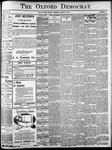 The Oxford Democrat: Vol. 86, No.32 - August 09,1921