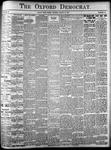 Oxford Democrat: Vol. 86, No.33 - August 16,1921