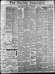 The Oxford Democrat: Vol. 86, No.36 - September 06,1921