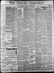 Oxford Democrat: Vol. 86, No.36 - September 06,1921