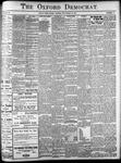 Oxford Democrat: Vol. 86, No.37 - September 13,1921