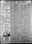 Oxford Democrat: Vol. 86, No.38 - September 20,1921