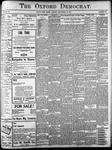 Oxford Democrat: Vol. 86, No.39 - September 27,1921