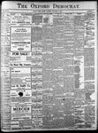 The Oxford Democrat: Vol. 86, No.41 - October 11,1921