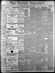 Oxford Democrat: Vol. 86, No.43 - October 26,1921
