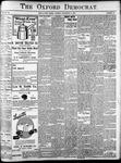 Oxford Democrat: Vol. 86, No.46 - November 16,1921
