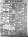 The Oxford Democrat: Vol. 86, No.49 - December 06,1921