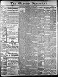 The Oxford Democrat: Vol. 86, No.50 - December 13,1921