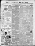 Oxford Democrat - Vol. 80, No.2 - January 14,1913