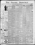 Oxford Democrat - Vol. 80, No.3 - January 21,1913
