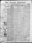 Oxford Democrat - Vol. 80, No.4 - January 28,1913