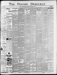 Oxford Democrat - Vol. 80, No.5 - February 04,1913