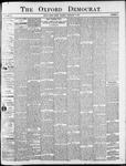 The Oxford Democrat - Vol. 80, No.6 - February 11,1913