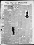 The Oxford Democrat - Vol. 80, No.8 - February 25,1913