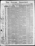 Oxford Democrat - Vol. 80, No.12-- March 25,1913