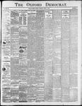 Oxford Democrat - Vol. 80, No.14 - April 08,1913