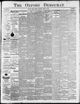 Oxford Democrat - Vol. 80, No.17 - April 29,1913