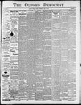 Oxford Democrat - Vol. 80, No.18 - May 06,1913