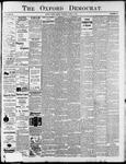 Oxford Democrat - Vol. 80, No.22 - June 03,1913