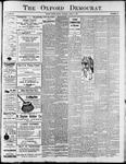 Oxford Democrat - Vol. 80, No.23 - June 10,1913