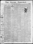 Oxford Democrat - Vol. 80, No.25 - June 24,1913