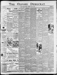 Oxford Democrat - Vol. 80, No.29 - July 22,1913