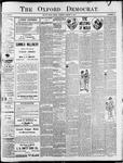 The Oxford Democrat - Vol. 80, No.31 - August 05,1913