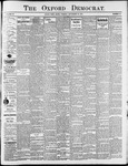 Oxford Democrat - Vol. 80, No.39 - September 30,1913