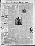 The Oxford Democrat - Vol. 80, No.42 - October 21,1913