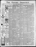 Oxford Democrat - Vol. 80, No.49 - December 09,1913