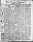 Oxford Democrat - Vol. 80, No.52 - December 30,1913