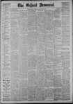 The Oxford Democrat: Vol. 53, No. 6 - February 09,1886