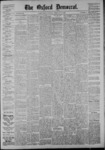 The Oxford Democrat: Vol. 53, No. 7 - February 16,1886