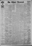 The Oxford Democrat: Vol. 53, No. 12 - March 23,1886
