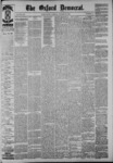 The Oxford Democrat: Vol. 53, No. 41 - October 12,1886