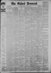 The Oxford Democrat: Vol. 53, No. 42 - October 19,1886