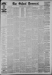 The Oxford Democrat: Vol. 53, No. 44 - November 02,1886