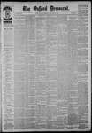 The Oxford Democrat: Vol. 54, No. 1 - January 04,1887