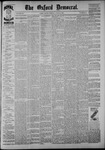 The Oxford Democrat: Vol. 54, No. 24 - June 14,1887