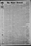The Oxford Democrat: Vol. 54, No. 42 - October 18,1887
