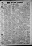 The Oxford Democrat: Vol. 54, No. 43 - October 25,1887